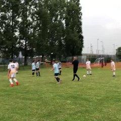 U13s Black at the Tadley Tournament 2018