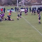Tom Hodson scores against Leicester Lions - Dec 16
