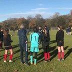 Bury Rangers Girls vs Spurs Ladies U16 (25 Nov 2017)