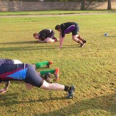 Corsar Training session May 17