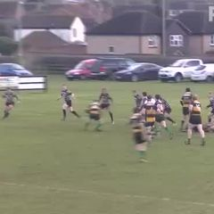 Danny Barnes last minute try seals it for Chinnor