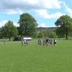 Perthshire U/13 vs Marr Try 6 (23-13 win)