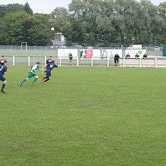 | 11.08.18 | Birtley Town 1-3 Easington | Barwick chance