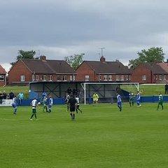   18.08.18   Willington 1-1 Birtley Town   Willington penalty appeal  