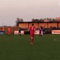 Supplementary cup final winning goal