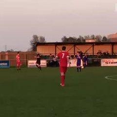 Supplementary cup final winning goal