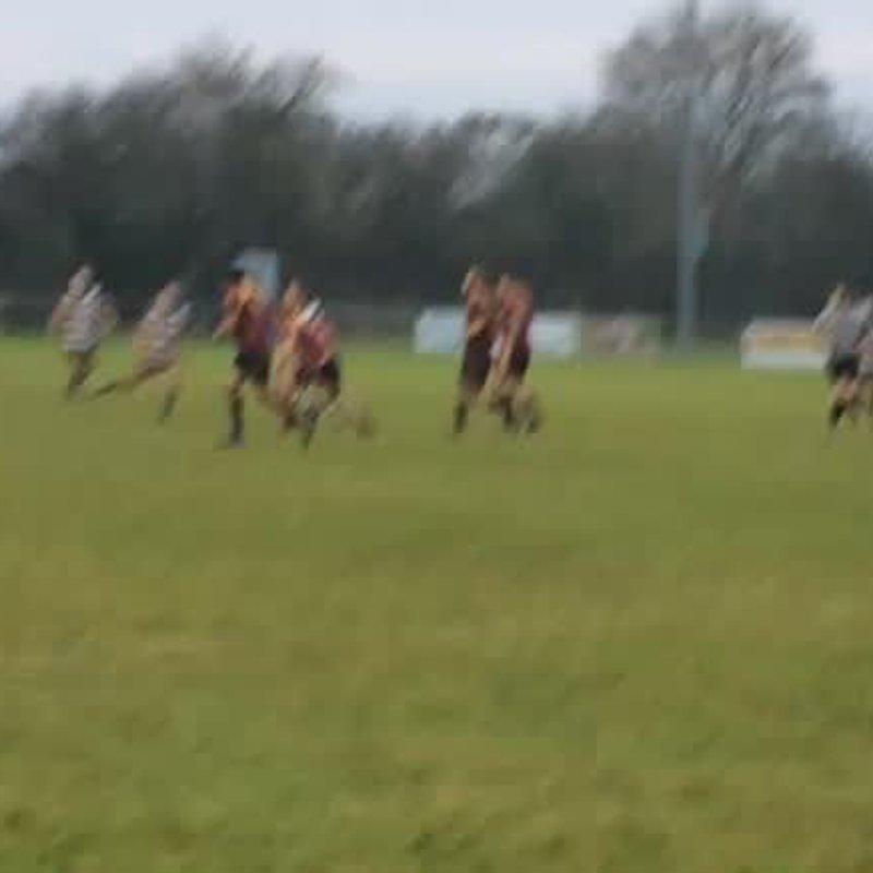 Ledbury RFC Try