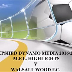 Walsall Wood M.F.L. Video Highlights