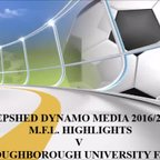 Loughborough University F.C. M.F.L. Video Highlights