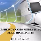 Quorn A.F.C. M.F.L. Video Highlights