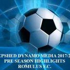 Romulus F.C. Pre Season 2017/2018