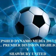 Shawbury United M.F.L. 2017/2018