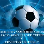 Coventry United F.C. League Cup 2017/2018