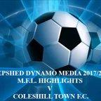 Coleshill Town M.F.L. 2017/2018