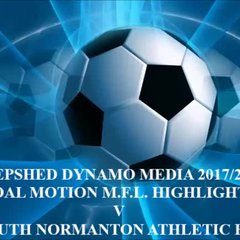 South Normanton Athletic F.C. Total Motion M.F.L. 2017/2018