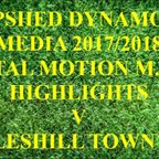 Coleshill Town F.C. Total Motion M.F.L. 2017/2018