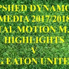 Long Eaton United F.C. Total Motion M.F.L. 2017/2018