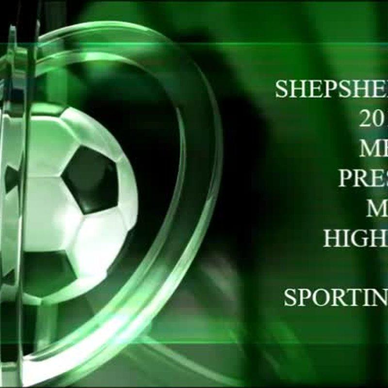 Sporting Khalsa  M.F.L. Video Highlights