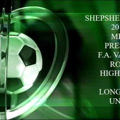 Long Eaton United F.A. Vase 3rd Round