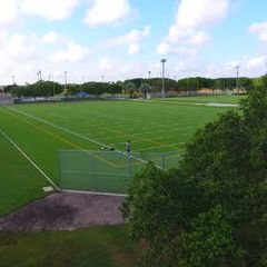 Okapi Wanderers Rugby FC  Field at Tequesta Trace Park
