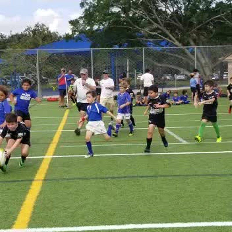 Saturday December 1st 2018 Okapi Wanderers Rugby FC tries vs Key Biscayne Rugby