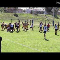 Tomas Gallo Okapi Wanderers RFC Varsity vs St Thomas Rugby
