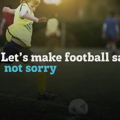 Reporting Safeguarding Concerns – Let's keep football safe, not sorry