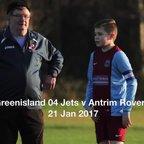 2004 Jets 5 v 0 Antrim Rovers