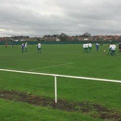 Sam Cook Goal vs Cleator Moor
