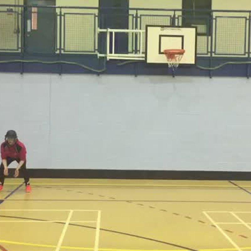 2017 Pre Season Training - Casey's Sharp Short Leg Work