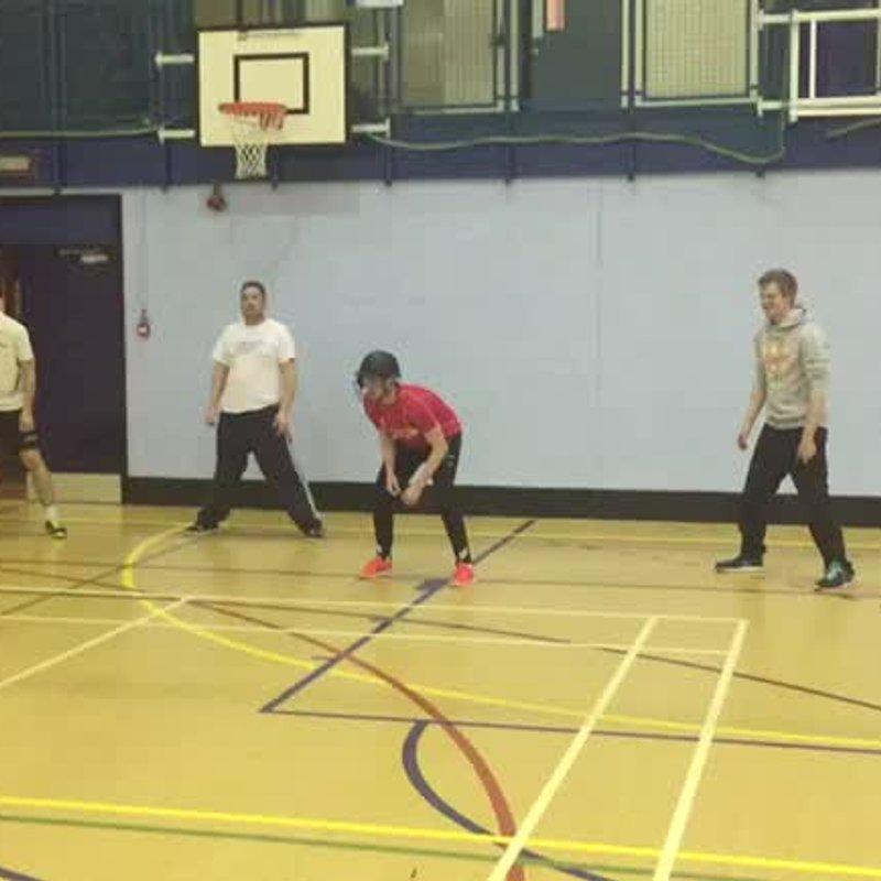 2017 Pre Season Training - Short Leg Evasion