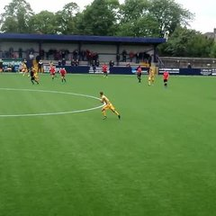 First Goal v Congleton Town