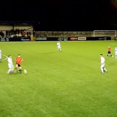 David Brown Scores For Hyde United