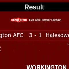 Reds v. Halesowen Town - Sat 12 Aug 17
