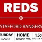 Reds v. Stafford Rangers - Sat 26 August 2017