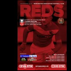 Reds v. Glossop North End - Tue 28 Nov 17