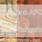 Workington AFC v. Stafford Rangers - 18 Aug 18