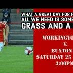 Workington AFC v. Buxton FC - 25 Aug 18