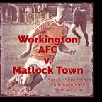 Workington AFC v. Matlock Town - 1 Sep 18