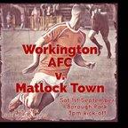 Workington AFC v. Matlock Town - 1 Sep 18