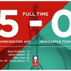 Workington AFC v. Newcastle Town - Tue 13 Nov 2018