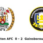Workington AFC v. Gainsborough Trinity - Sat 13 April 2019