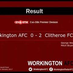 Reds v. Clitheroe