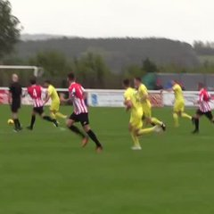 Evesham United 1-2 Yate Town Match Highlights (Credit Nick Burgess)