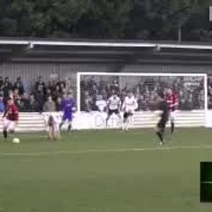 Harvey Rivers' superb save against Hereford