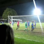 Desborough Town vs Eastwood CFC