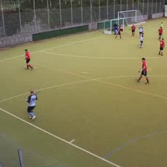 Andrew Acott scores from open play against Mid Sussex Mens 1st XI.