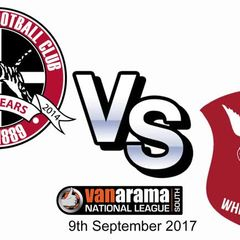 Truro City FC v Whitehawk FC