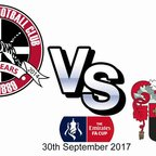 Truro City FC v AFC Sudbury - 30th September 2017