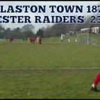 Worcester Raiders 23 February